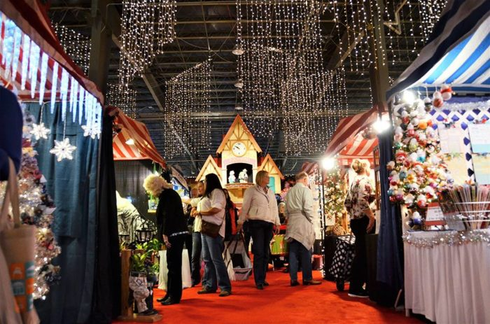 9 Best Holiday Markets In Charlotte