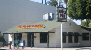 Everyone Goes Nuts For The Hamburgers At This Nostalgic Eatery In Southern California