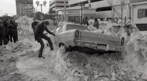 A Massive Blizzard Blanketed Boston In Snow In 1978 And It Will Never Be Forgotten