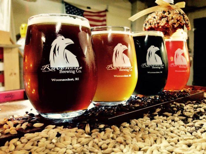 Rhode Island Brewery Open Wednesday