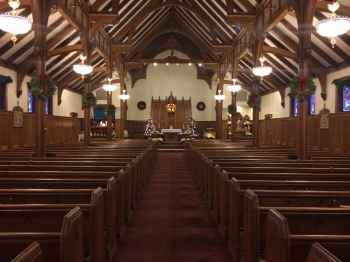 St Francis Of Assisi In Wakefield Rhode Island Is A True