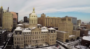This Drone Footage Of Baltimore Is Unbelievably Beautiful