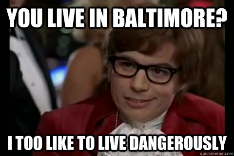 12 Best Baltimore Memes