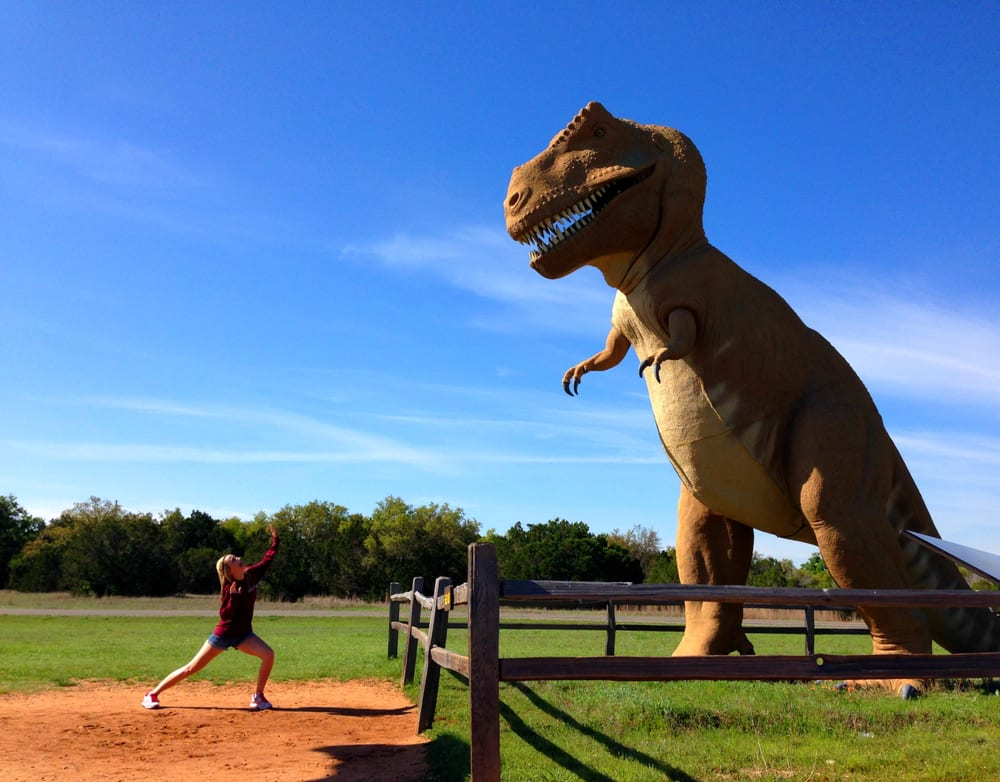 Dinosaur Valley State Park Is One Of The Most Historic