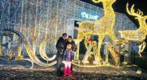The Mesmerizing Christmas Display In Texas With Over 1 Million Glittering Lights