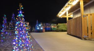 The North Pole Train Ride In Indianapolis That Will Take You On An Unforgettable Adventure
