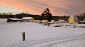Experience An Old-Fashioned Christmas At This New Hampshire Museum