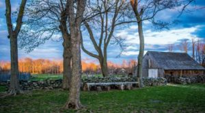 This Charming Rhode Island Farm Museum Will Bring History To Life