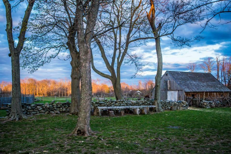 Coggeshall Farm Bristol Rhode Island