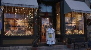 The Christmas Village In Wisconsin That Becomes Even More Magical Year After Year