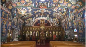 The Little-Known Church Hiding In Montana That Is An Absolute Work Of Art