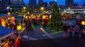 Maryland Has Its Very Own German Christmas Market And You'll Want To Visit