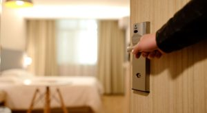 Here's The One Thing You Should Avoid Touching In Your Hotel Room