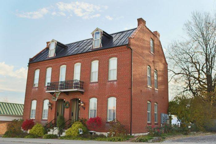 Hermann Missouri Christmas House Tour