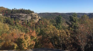 The Absurdly Beautiful Hike In Kentucky That Will Make You Feel At One With Nature