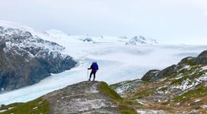 The Absurdly Beautiful Winter Hike In Alaska That Will Make You Feel At One With Nature