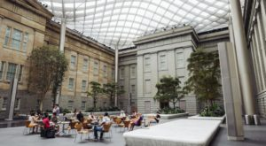 The Magnificent Courtyard in DC You Absolutely Must Visit