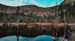 The One Hikeable Lake In New Hampshire That's Simply Breathtaking In The Fall
