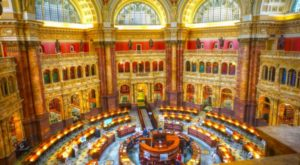 These Are The Most Beautiful Libraries In America