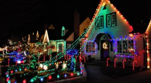 7 Magical Light Displays In Portland That Will Simply Mesmerize You This Season