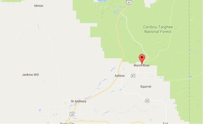 Where Is Idaho Location Of Idaho Idaho Maps And Data - Idaho location on us map