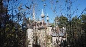 The Hidden Castle In North Carolina That Almost No One Knows About