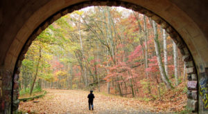 These 10 North Carolina Hiking Trails Lead To Some Incredible Pieces Of History