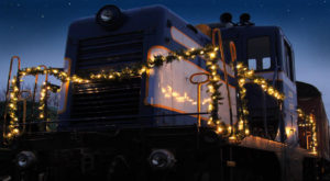The North Pole Train Ride In Rhode Island That Will Take You On An Unforgettable Adventure