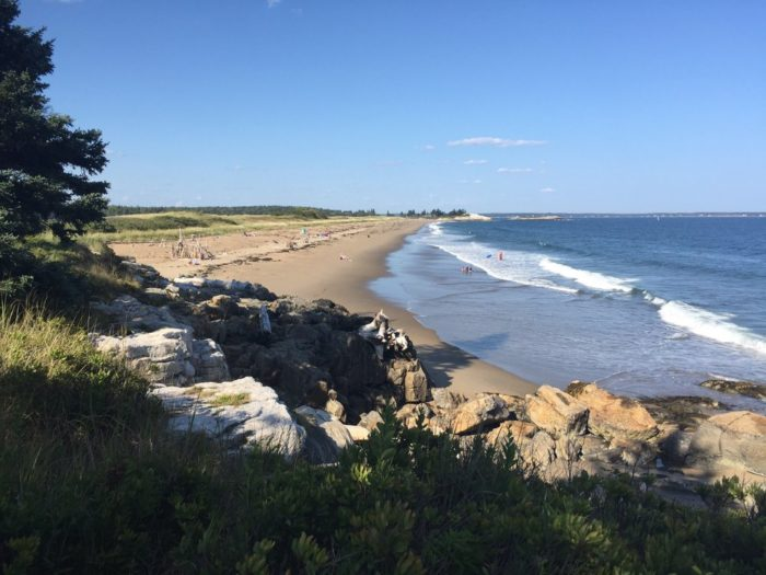 maine places visit coast state calling reid park name