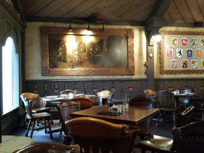 Hidden Oak Cafe Hours