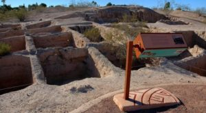 Most People Don't Realize This Cultural Park In Arizona Exists