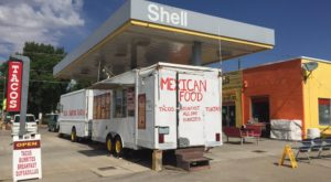 There's A Restaurant In An Old Utah Gas Station That Serves Crave-Worthy Mexican Food