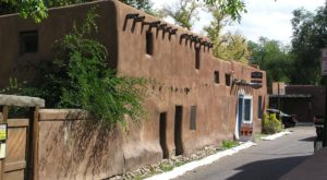 This Quintessential New Mexico House Is One Of The Oldest In The Whole Nation