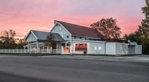 These 7 Charming Barn Restaurants In Ohio Will Whisk You Away To Another Time