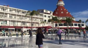 The Magical Place In Southern California Where You Can Ice Skate By The Sea