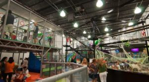 The Most Epic Indoor Playground In Florida Will Bring Out The Kid In Everyone