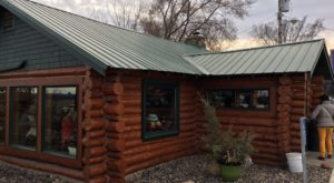 The Remote Cabin Restaurant In Minnesota That Feels Just Like Home