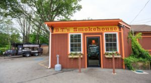 Travel Off The Beaten Path To Try The Most Mouthwatering BBQ In Massachusetts