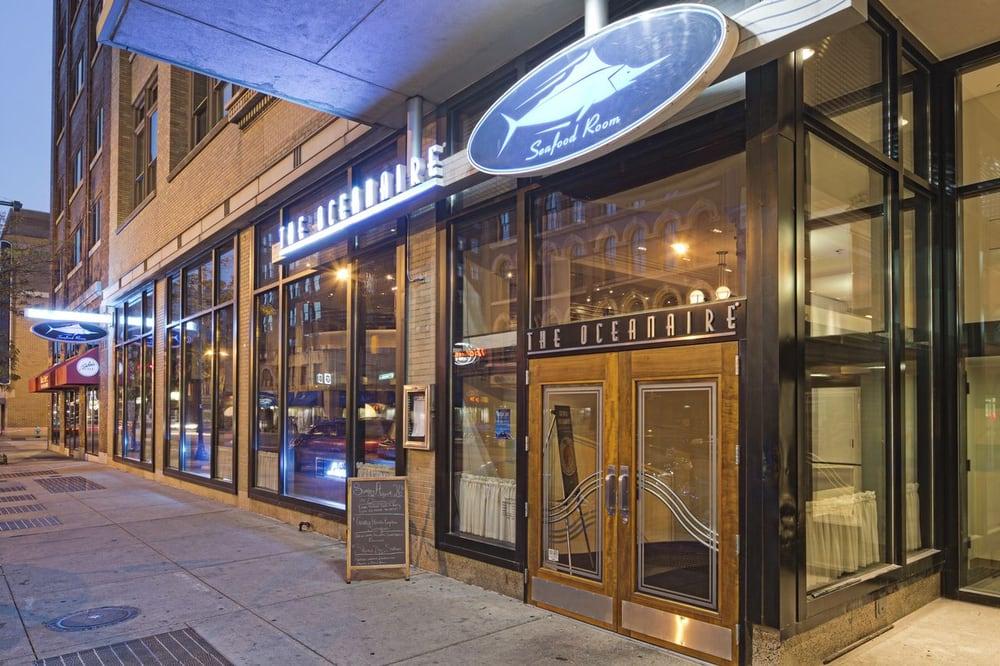 Best Seafood Restaurants North Dallas
