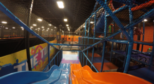 The Most Epic Indoor Playground In Oklahoma Will Bring Out The Kid In Everyone