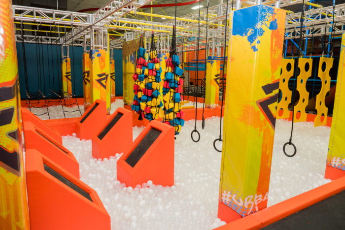 Urban Air Is An Epic Indoor Playground In Oklahoma That