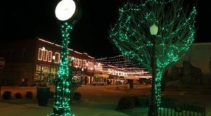 The Christmas Town In Oklahoma That Becomes Even More Magical Year After Year
