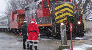 The North Pole Train Ride In Virginia That Will Take You On An Unforgettable Adventure