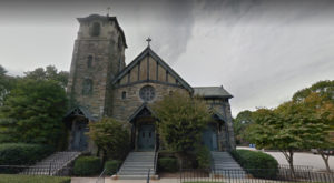 The Little-Known Church Hiding In Rhode Island That Is An Absolute Work Of Art