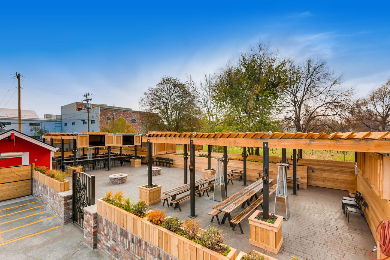 RiNo Beer Garden Has The Largest Patio In Denver