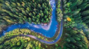 This Bird's Eye View Of The U.S. Will Leave You In Awe