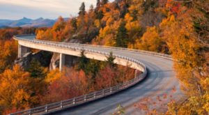 This 469-Mile Road May Be The Best Drive In America For Taking Beautiful Photos