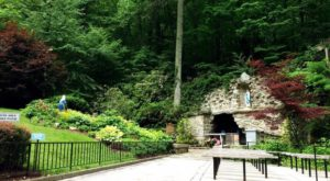 The Little-Known Shrine Hiding In Maryland That Is An Absolute Work Of Art