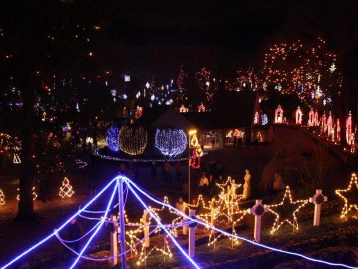 Attleboro Christmas Lights