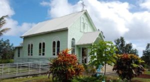 The Little-Known Church Hiding In Hawaii That Is An Absolute Work Of Art